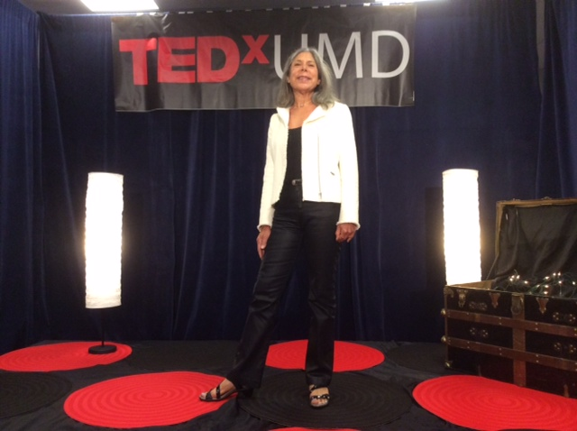 Speaking on Navigating the Quarterlife Crisis at TEDxUMD, May 3, 2014