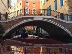 Venice waking up