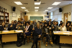 Service-learning workshop, Chung Chi College, Chinese University of Hong Kong